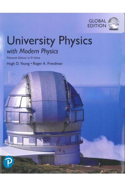 University Physics 15th (PHYSICS 130 CHAPTERS) University Physics 15th (PHYSICS 130 CHAPTERS)