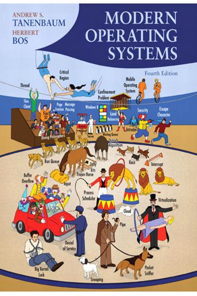 Modern Operating Systems 4th (Andrew Tanenbaum ,Herbert Bos ) 2 CİLT