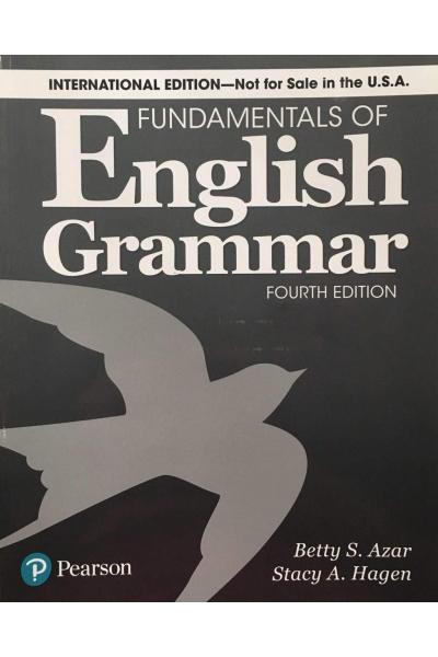 Fundamentals of English Grammar 4e Student Book + CD Fundamentals of English Grammar 4e Student Book + CD