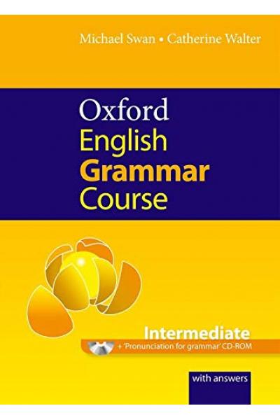 Oxford English Grammar Course Intermadiate with Answers CD-ROM Oxford English Grammar Course Intermadiate with Answers CD-ROM