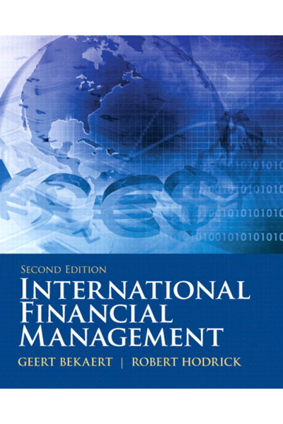 International Financial Management 2nd ( Geert J Bekaert,Robert J. Hodrick) International Financial Management 2nd ( Geert J Bekaert,Robert J. Hodrick)