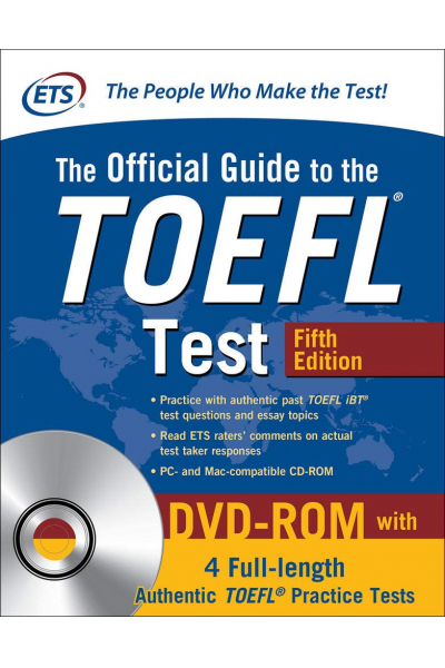 Official Guide to the TOEFL Test with DVD-ROM