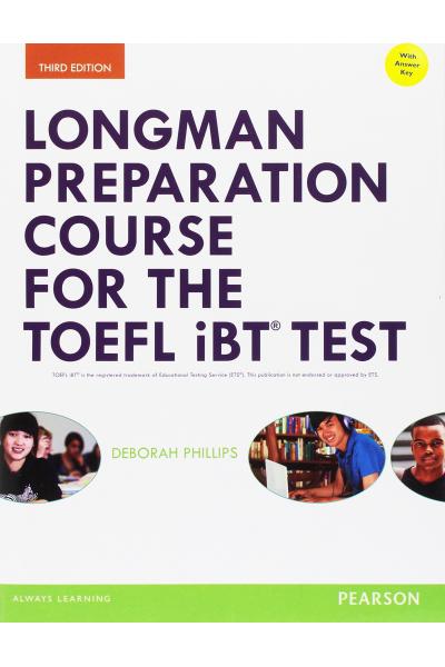 Longman Preparation Course for the TOEFL IBT Test + CD-ROM Longman Preparation Course for the TOEFL IBT Test + CD-ROM