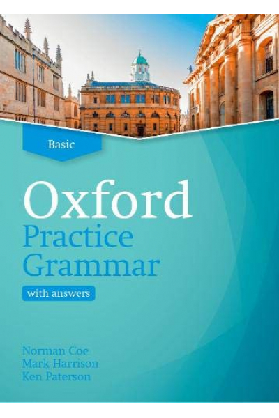 Oxford Practice Grammar Basic with Answers + CD-ROM