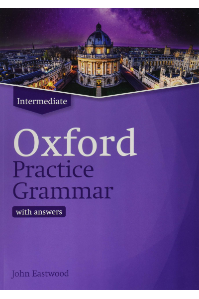 Oxford Practice Grammar Intermediate with Answers + CD-ROM Oxford Practice Grammar Intermediate with Answers + CD-ROM