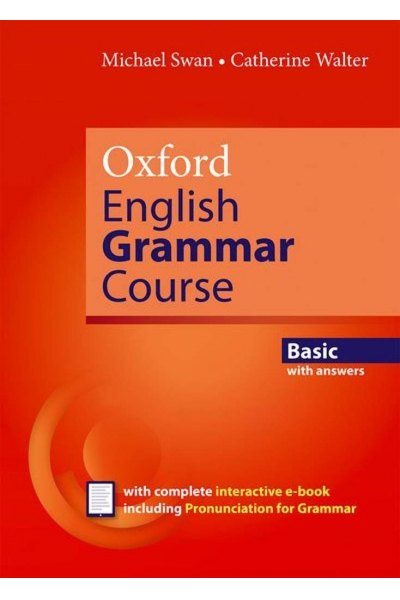 Oxford English Grammar Course Basic with Answers CD-ROM