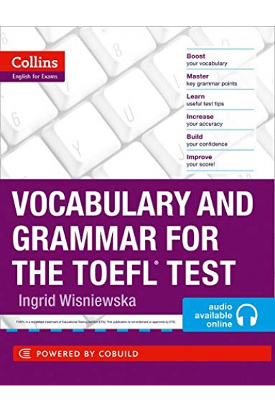 Collins Vocabulary and Grammar For The TOEFL Test + CD-ROM