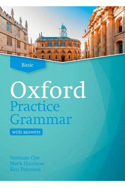 Oxford Practice Grammar Set : Basic, Intermeadiate and Advanced + CD-ROM