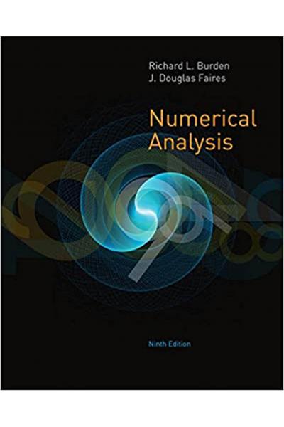 Numerical Analysis 9th (Richard L. Burden, J. Douglas Faires)