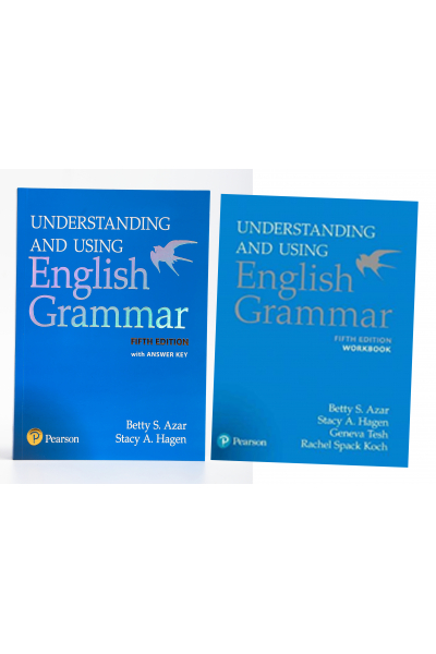 Understanding and Using English Grammar with Workbook 5th (
