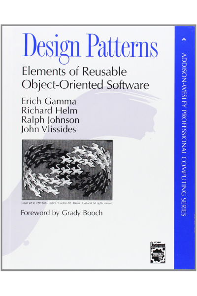 Design Patterns: Elements of Reusable Object-Oriented Software 1st Edition