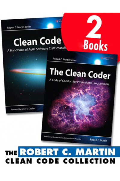 Clean Code Collection (Robert C. Martin Series)