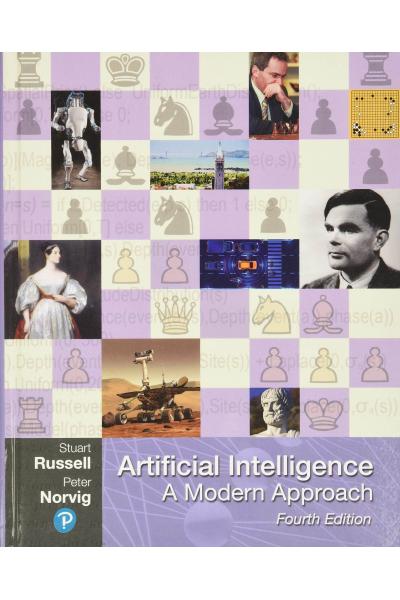 Artificial Intelligence: A Modern Approach 4th (Stuart Russell, Peter Norvig)