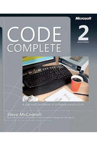 Code Complete 2nd ( Steve McConnell ) Code Complete 2nd ( Steve McConnell )