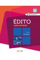 Edito niveau B2 livre + Cahier + DVD