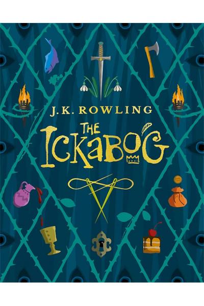 The Ickabog, J.K. Rowling The Ickabog, J.K. Rowling