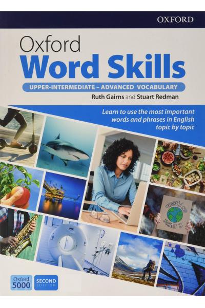 Oxford Word Skills: Upper-Intermediate - Advanced Oxford Word Skills: Upper-Intermediate - Advanced