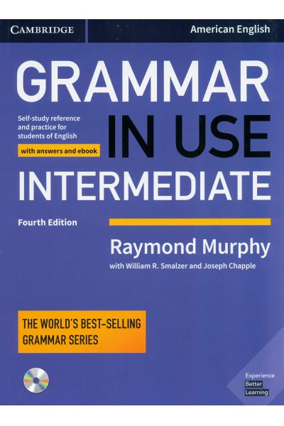 Grammar in Use Intermediate Student's Book with Answers + CD-ROM Grammar in Use Intermediate Student's Book with Answers + CD-ROM