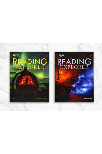 Reading Explorer 1 & 2 Reading Explorer 1 & 2