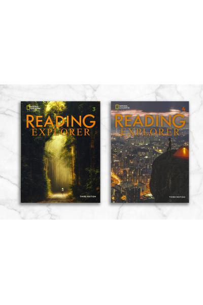Reading Explorer 3 & 4 Reading Explorer 3 & 4