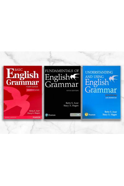 Betty Azar 3'lü English Grammar Set ( Basic+ Undersitanding + Fundamentals English Grammar) Betty Azar 3'lü English Grammar Set ( Basic+ Undersitanding + Fundamentals English Grammar)