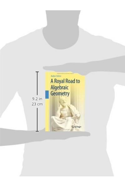 A Royal Road to Algebraic Geometry  ( Audun Holme )