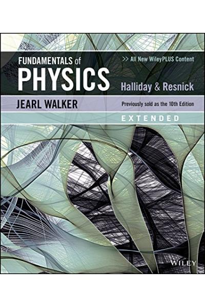 Fundamentals of Physics: Extended 11th ( David Halliday,  Robert Resnick, Jearl Walker) 2 CİLT