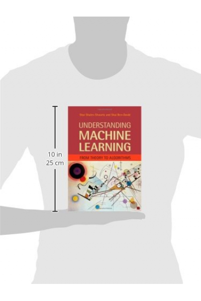 Understanding Machine Learning: From Theory To Algorithms (Shai Shalev-Shwartz)