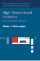 High-Dimensional Statistics: A Non-Asymptotic Viewpoint  (Martin J. Wainwright)