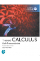 Thomas Calculus: Early Transcendentals in SI Units 14th (2 CİLT)