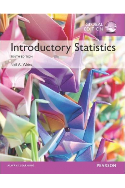 Introductory Statistics 10th (Neil A. Weiss)