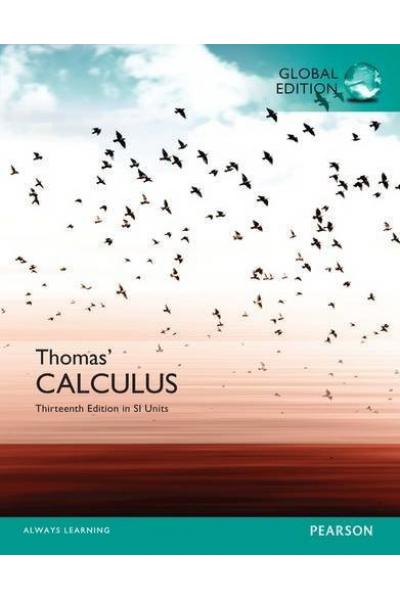 Thomas Calculus 13th ( Math 101 )