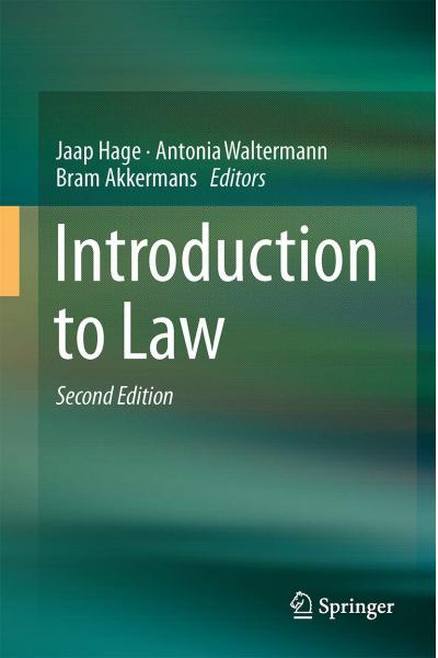 Introduction to Law 2nd Introduction to Law 2nd