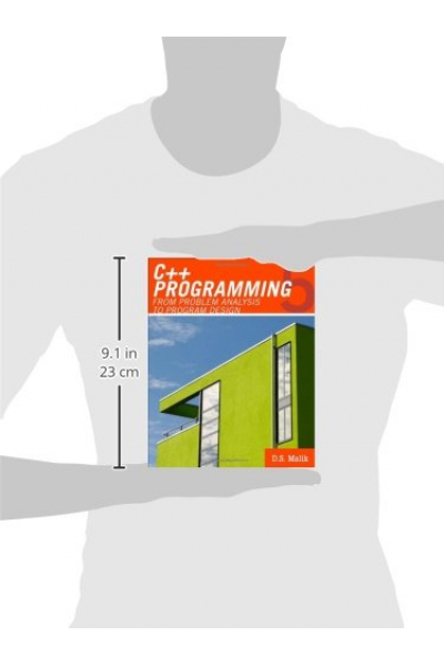 C++ Programming: From Problem Analysis to Program Design 5th (D. S. Malik) (2 CİLT)