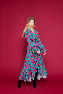 Amaya Kimono Dress