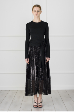 MERGIM Glittered Knitwear