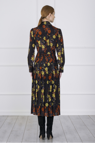 Rosie Dress (floral detailed)