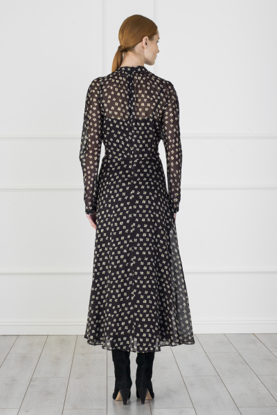 MERGIM Rola Dress (Daisy Detailed)