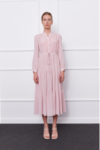 Harper Dress (pink)