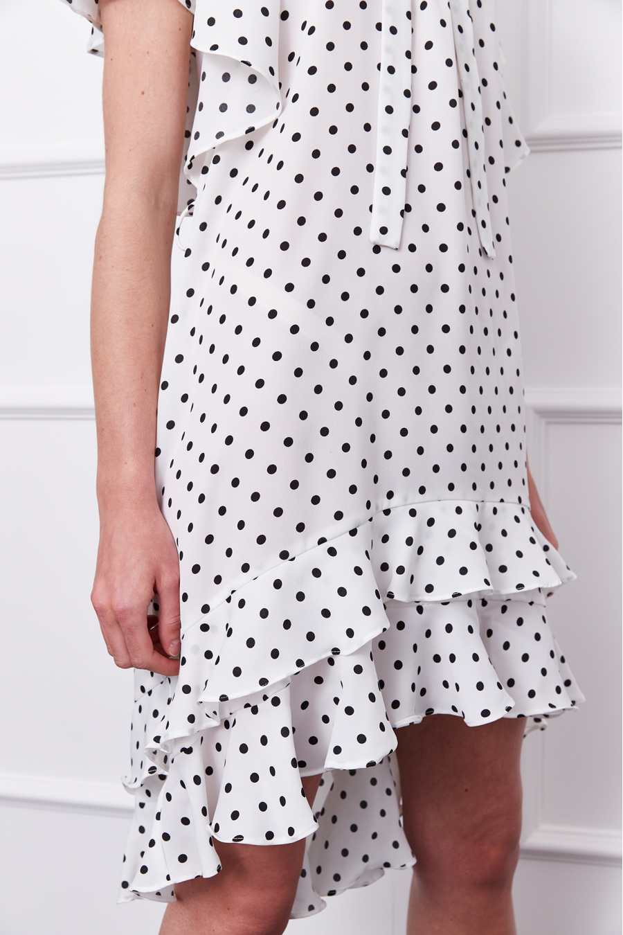 Estella Dress (white)