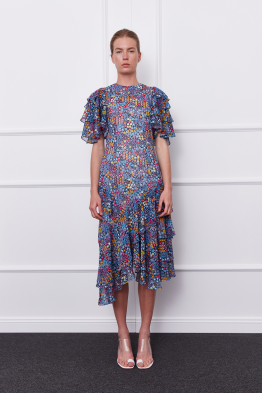 MERGIM Delila Dress