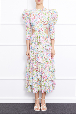 MERGIM Primrose Floral Dress
