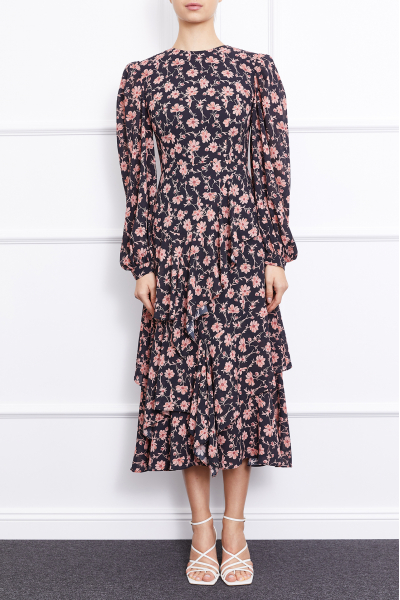 Rosemary Dress (Black)