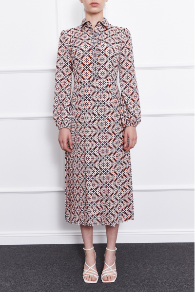 MERGIM Anna Dress (Multicolor)