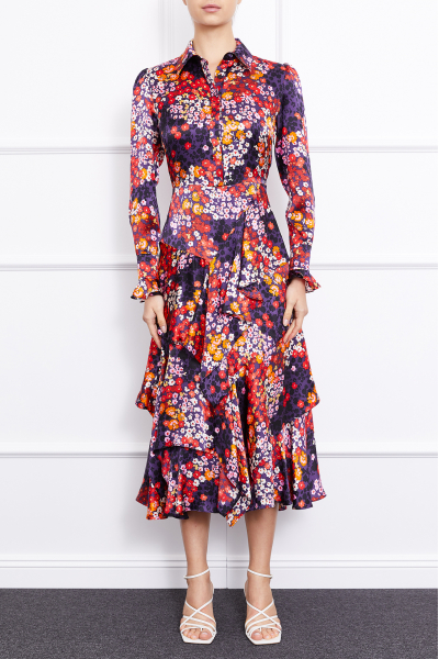 MERGIM Cora Dress (Multicolor II)