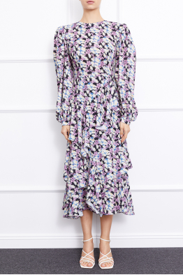 MERGIM Rosemary Dress (Lilac)