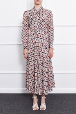 MERGIM Clara Dress (Multicolor)