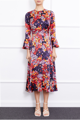 MERGIM Clarita Dress (Multicolor)