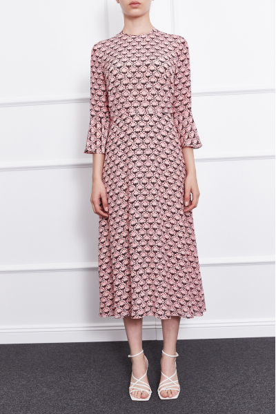 MERGIM Clarita Dress (Pink)