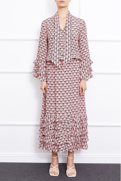 MERGIM Alina Maxi Dress